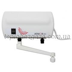 Бойлер проточный электрический Atmor Basic 3,5 KW (кран)