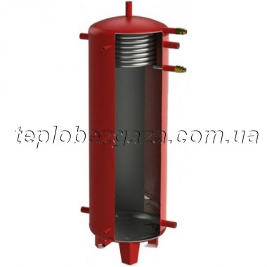 Акумулюючий бак (ємність) Kuydych ЕАI-10-1500-X/Y (d 32 мм) з ізоляцією 80 мм