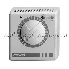 Термостат комнатный Cewal RQ 30