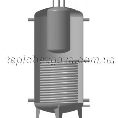 Акумулюючий бак (ємність) Kuydych ЕАB-01-500-X/Y (160 л) без ізоляції