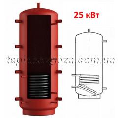 Теплоаккумулятор Energy 1400л с нижним теплообменником без утепления (буфер Энергия)