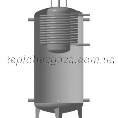 Акумулюючий бак (ємність) Kuydych ЕАB-10-2000-X/Y (250 л) без ізоляції