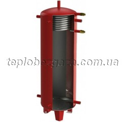 Акумулюючий бак (ємність) Kuydych ЕАI-10-3000-X/Y (d 25 мм) без ізоляції