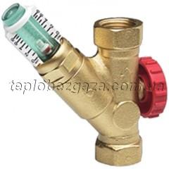 Балансировочный клапанWatts Wattflow SRVOL-ІG 15 OL