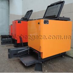 Твердотопливный котел Холмова Ретра 40 кВт экономный пиролизный длительного горения Retra 6М