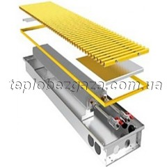 Конвектор внутрипольный Конвектор КПЕ 240х85х1500