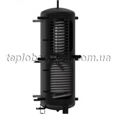 Акумулюючий бак з внутрішнім бойлером Drazice NADO 500/25 v6 (без ізоляції)