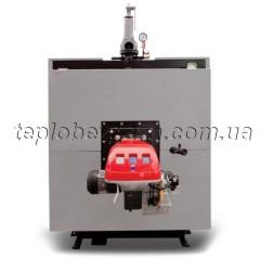 Газовый котел водогрейный Атон SAB 140 с риверсивным факелом