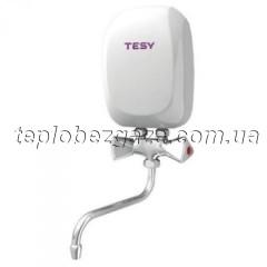 Бойлер проточный Tesy IWH 50 X01 KI с краном