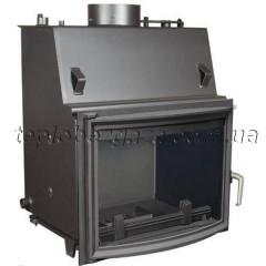 Камінна топка Kratki Zuzia/PW/R 15 кВт (з водяним контуром)