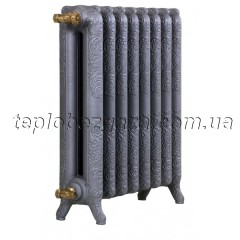 Чугунный радиатор Guratec Merkur 470 15 секций