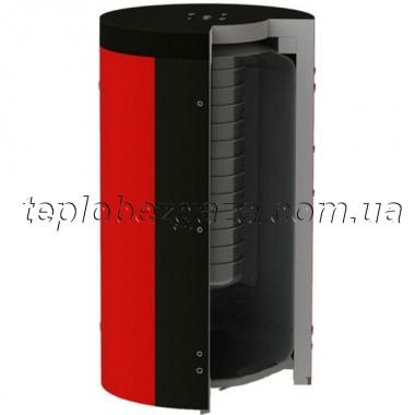 Акумулюючий бак (ємність) Kuydych ЕАB-00-500-X/Y (160 л) з ізоляцією 80 мм