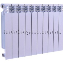 Алюминиевый радиатор Alltermo Super 500/80/100