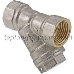 Фільтр механічного очищення косий Valtec VT.192.N.08 1 1/2