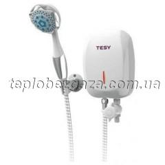 Бойлер проточный Tesy IWH 50 X02 BA H с душем