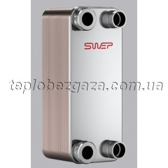 Теплообменник пластинчатый паяный SWEP B10