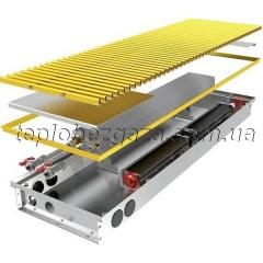 Конвектор внутрипольный Конвектор КПТ 306х125х2000 DC (постоянного тока 24 V)