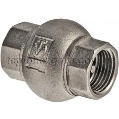 Зворотній клапан з латунним золотником Valtec VT.151.N.04 3/4