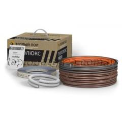 Теплый пол Теплолюкс двухжильный кабель ProfiRoll 2400