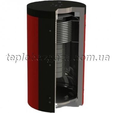 Акумулюючий бак (ємність) Kuydych ЕАB-10-500-X/Y (160 л) з ізоляцією 80 мм