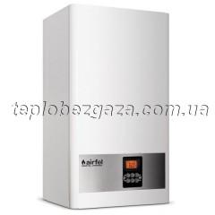 Газовий котел конденсаційний Airfel DigiFEL Premix 24 кВт з трубою