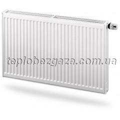 Стальной радиатор Purmo Ventil Compact 22 H500 L1100/нижнее подключение