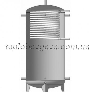 Аккумулирующий бак (емкость) Kuydych ЕА-10-1500-X/Y без изоляции