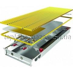 Конвектор внутрипольный Конвектор КПТ 390х85х2000 DC (постоянного тока 24 V)
