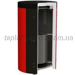 Аккумулирующий бак (емкость) Kuydych ЕА-01-1500-X/Y с изоляцией 80 мм