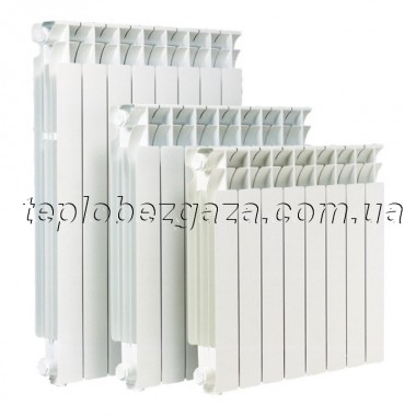 Алюминиевый радиатор Ferroli Pol 350/10