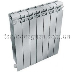Алюмінієвий радіатор Fondital Calidor 500/100 S5