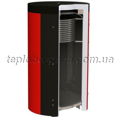 Акумулюючий бак (ємність) Kuydych ЕА-10-1500-X/Y з ізоляцією 100 мм