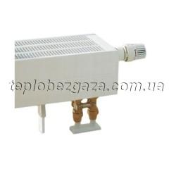 Конвектор напольный Kermi KNV 21, L 5000, H 140