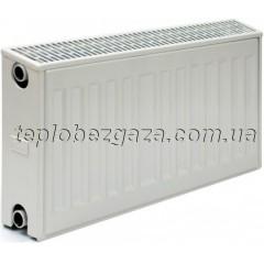 Сталевий радіатор Kermi FKO 33 H400 L1400/бокове підключення