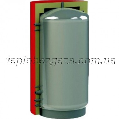 Аккумулирующий бак (емкость) Kuydych ЕАМ-00-1500 с изоляцией 80 мм