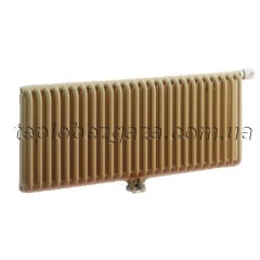 Трубчатый радиатор Kermi Decor-V тип 10, H300, L644/нижнее подключение