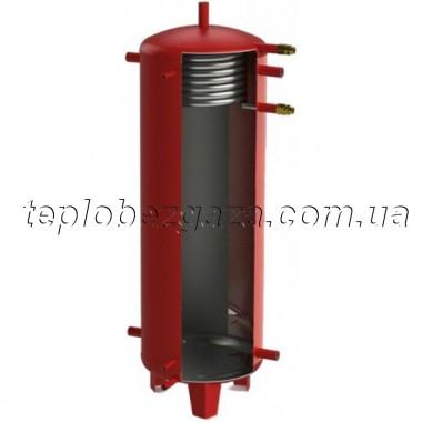 Акумулюючий бак (ємність) Kuydych ЕАI-10-500-X/Y (d 25 мм) з ізоляцією 100 мм